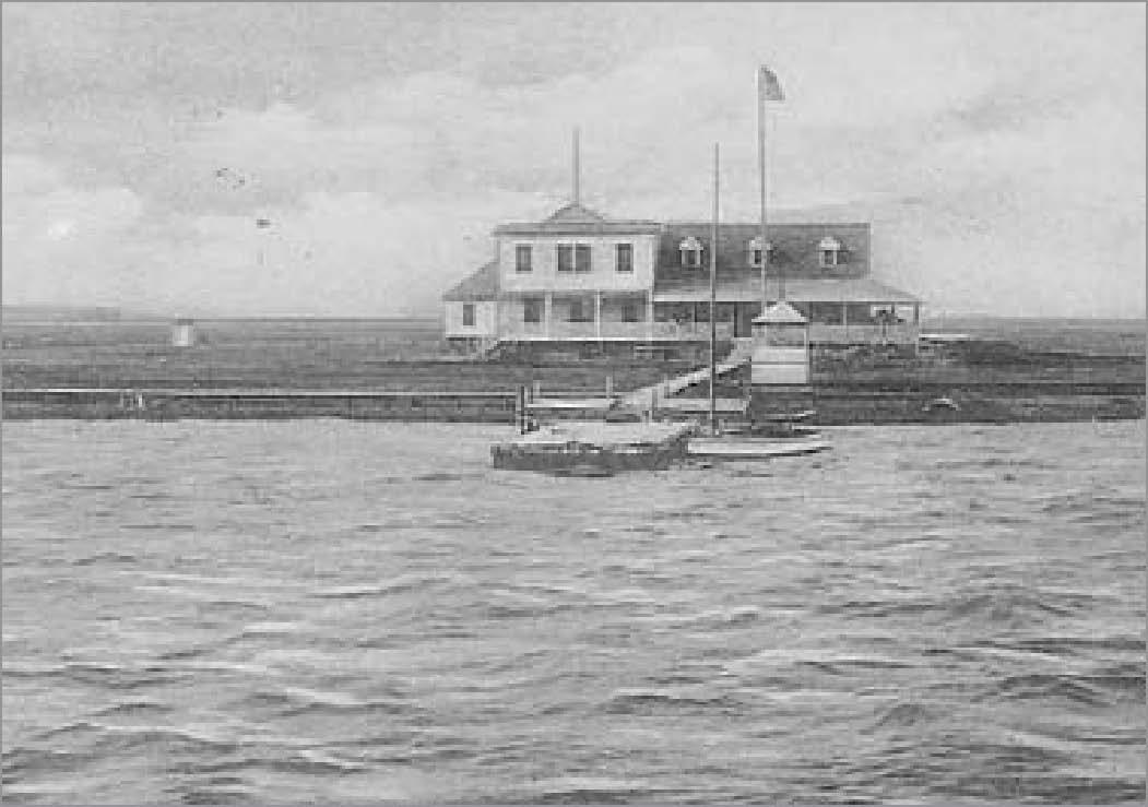 Hempstead Bay Yacht Club. Mildred Hurley McGinity